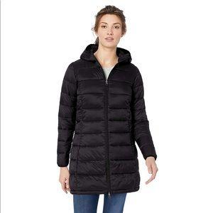 Jackets & Blazers - Womens Lightweight Water-Resistant Packable Puffer